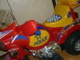 Детский мотоцикл на аккумуляторе продам