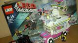 Лего Lego The lego Movie 70804 Машина с мороженным